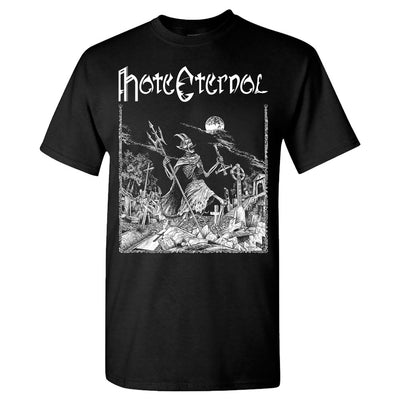 HATE ETERNAL Thorn Cross Black T-Shirt