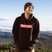 HIGH TIMES Logo Pullover Hoodie