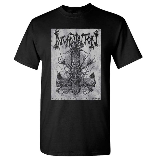 INCANTATION Nocturnal Kingdom T-Shirt