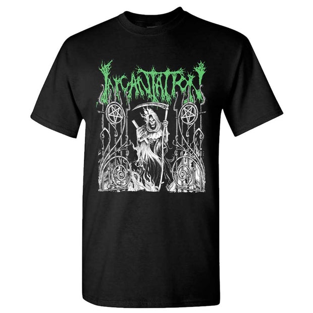 INCANTATION Reaping The Souls Of Blasphemy T-Shirt