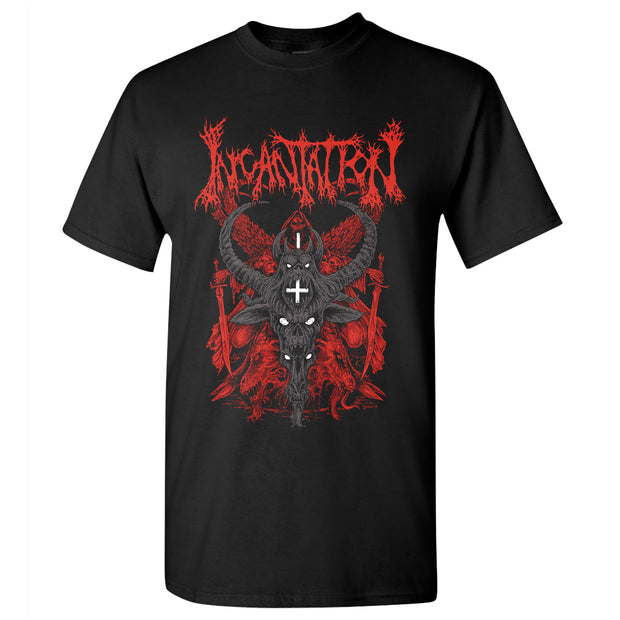 INCANTATION Demon Tour 2019 T-Shirt