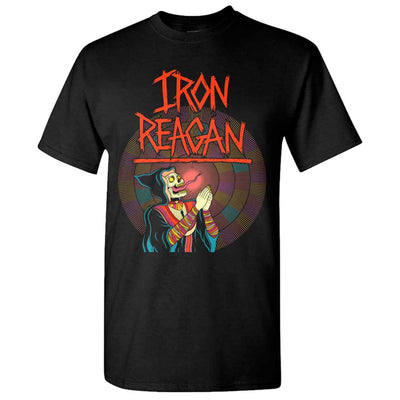 IRON REAGAN Crossover Ministry T-Shirt