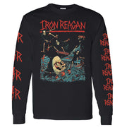 IRON REAGAN Skating Nun Long Sleeve