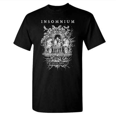INSOMNIUM Four For Death T-Shirt