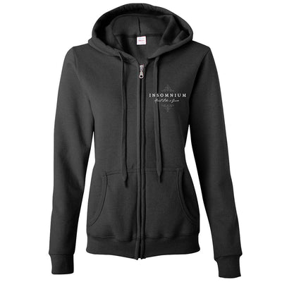 INSOMNIUM Heart Like a Grave Ladies Hoodie