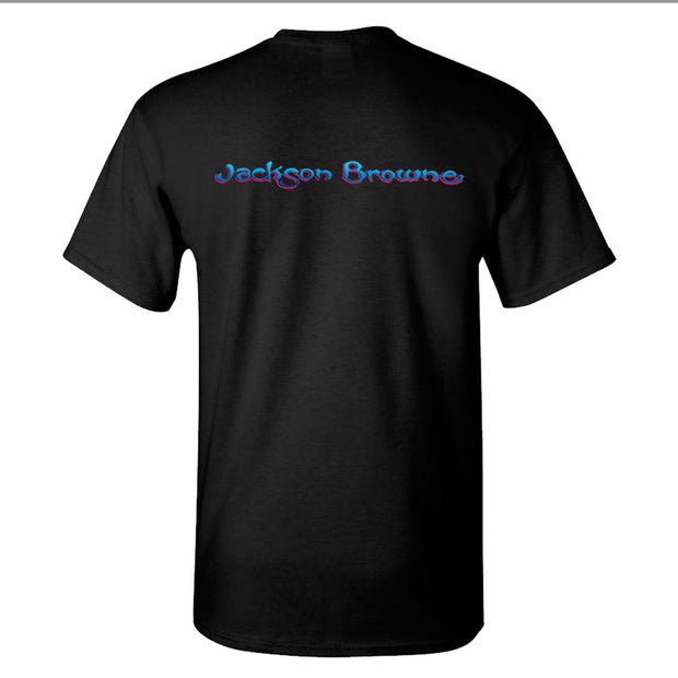 JACKSON BROWNE Late For The Sky T-Shirt