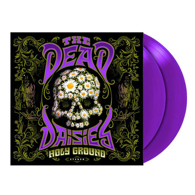 THE DEAD DAISIES Holy Ground 2 LP Purple Vinyl