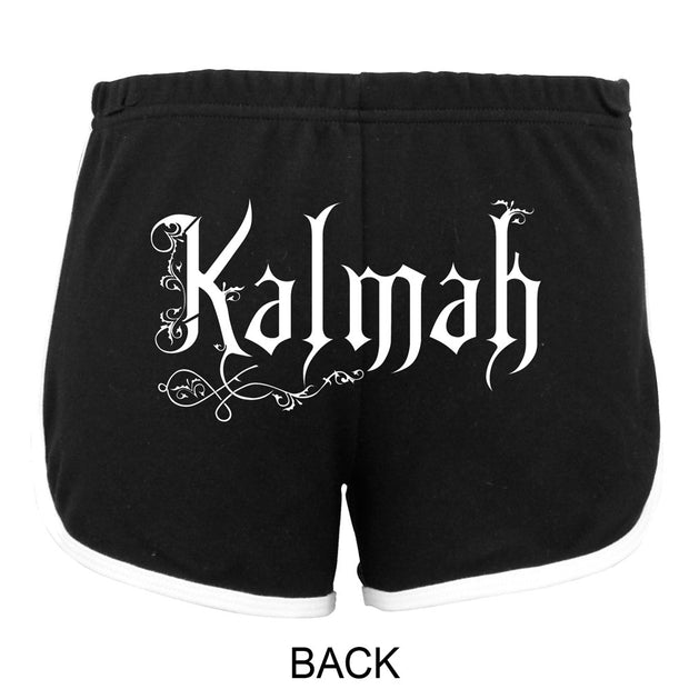 KALMAH Black & White Ladies Shorts