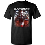 KAMELOT The Shadow Theory 2018 Tour Dates T-Shirt