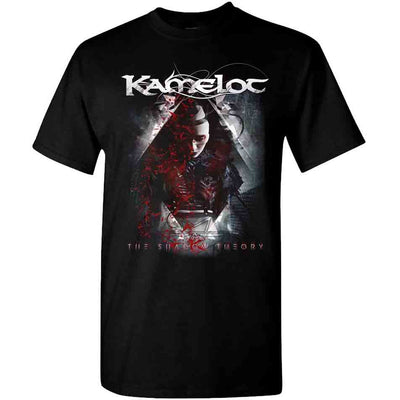 KAMELOT Phantomized Black T-Shirt