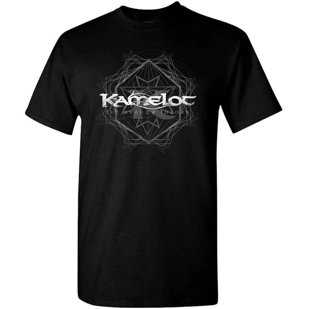 KAMELOT Geo Pako-Nation Black T-Shirt