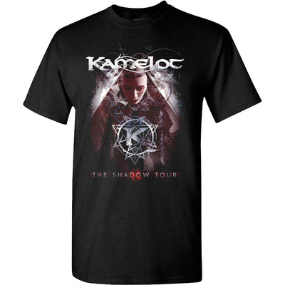 KAMELOT Shadow Theory V2 2019 Tour T-Shirt