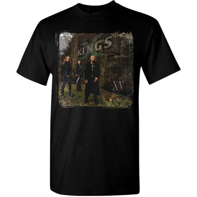 KING'S X XV Album Cover T-Shirt