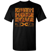 KING'S X Faith Hope Love T-Shirt