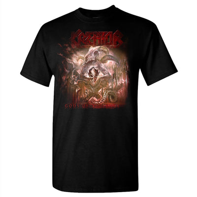 KREATOR Gods of Violence 2017 Tour T-Shirt