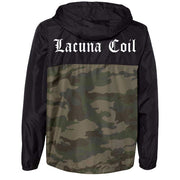 LACUNA COIL Black Anima Windbreaker