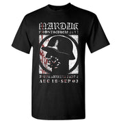MARDUK Soldier 2017 Tour Dates T-Shirt