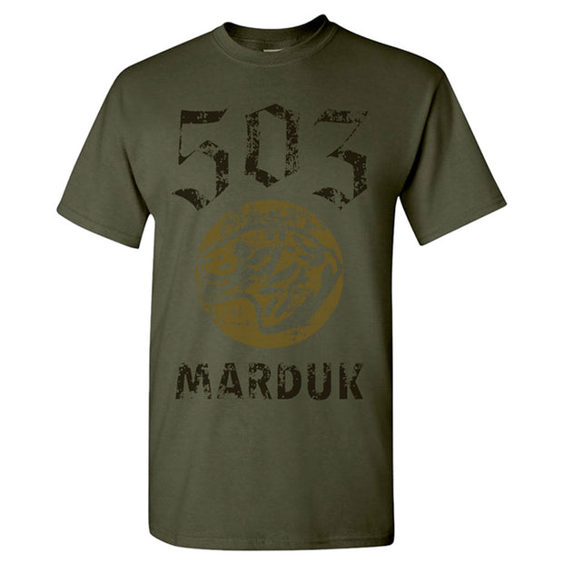 MARDUK 503 Tanks T-Shirt