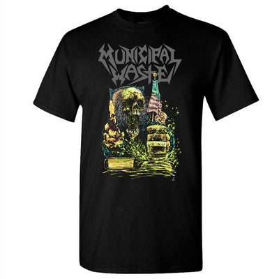 MUNICIPAL WASTE Judgement MW T-Shirt