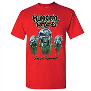 MUNICIPAL WASTE Slime And Punishment Red T-Shirt