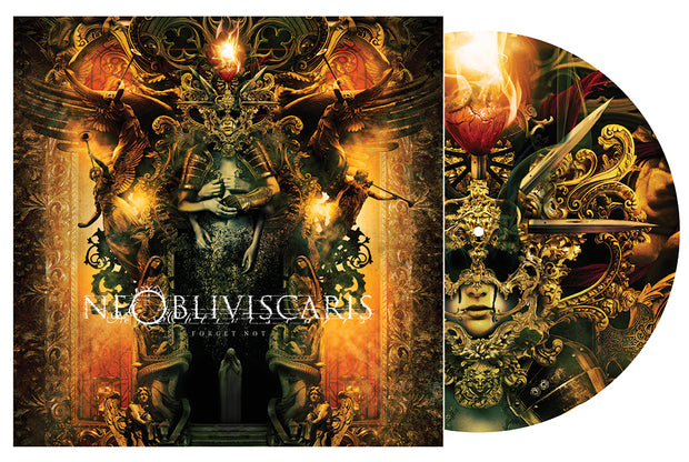 NE OBLIVISCARIS Forget Not T-Shirt, Poster, Pennies & Picture Disc Vinyl