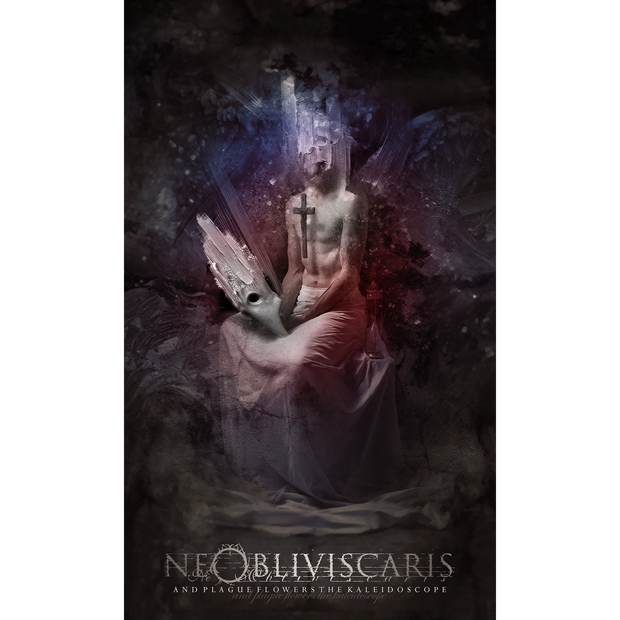 NE OBLIVISCARIS Plague Wall Flag