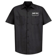 OVERKILL Embroidered Gear Logo Workshirt