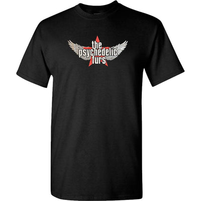 THE PSYCHEDELIC FURS Wings T-Shirt