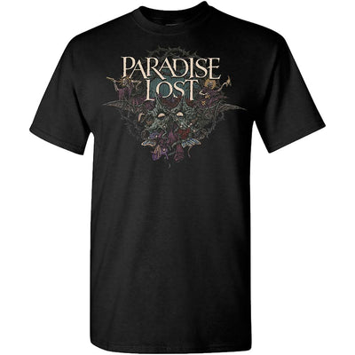 PARADISE LOST 30th Anniversary Black T-Shirt