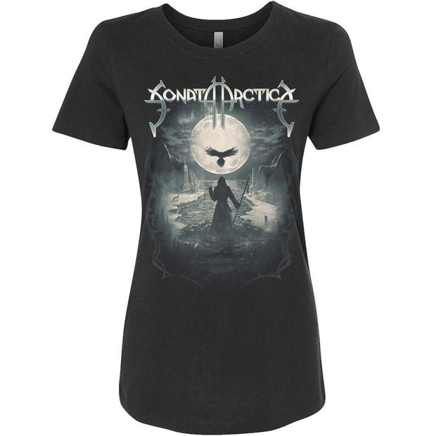 SONATA ARCTICA Raven Still Lies Tour 2019 Ladies Tee