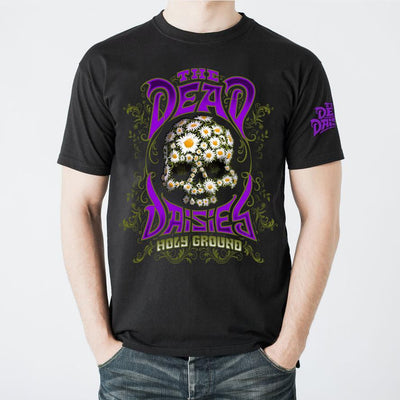 THE DEAD DAISIES Holy Ground Album Cover T-Shirt