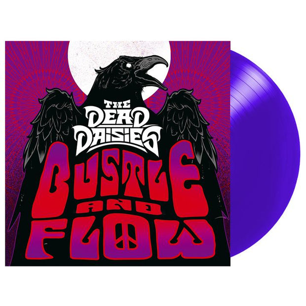 THE DEAD DAISIES Bustle and Flow Purple Vinyl LP
