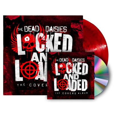 "THE DEAD DAISIES Locked And Loaded 12"" LP+CD Combo"