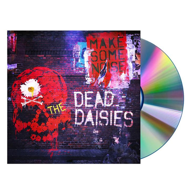 THE DEAD DAISIES Make Some Noise CD