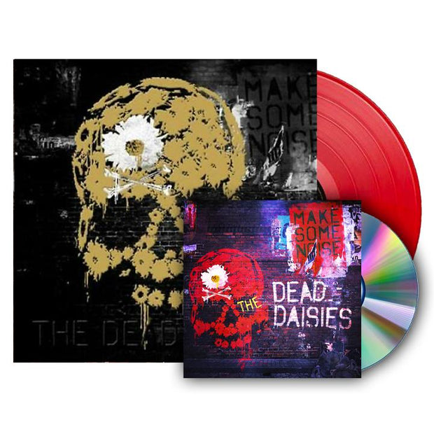 "THE DEAD DAISIES Make Some Noise CD+12"" LP Combo"