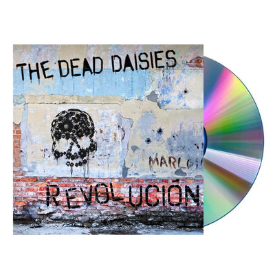 THE DEAD DAISIES Revolucion CD