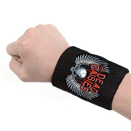 THE DEAD DAISIES Winged Skull Wristband