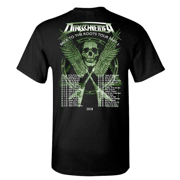 DIRKSCHNEIDER Group Photo Canada Tour dates T-Shirt