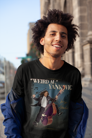 WEIRD AL YANKOVIC Strings Attached Official Tour T-Shirt