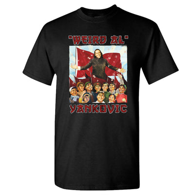 WEIRD AL YANKOVIC Chairman Al T-Shirt