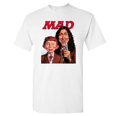 WEIRD AL YANKOVIC Mad Magazine T-Shirt