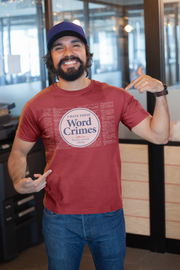 WEIRD AL YANKOVIC Word Crimes T-Shirt