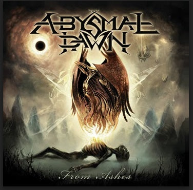 ABYSMAL DAWN From Ashes CD - Autographed