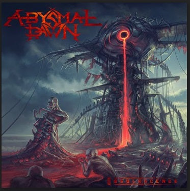 "ABYSMAL DAWN Obsolescense 12"" LP - Autographed"