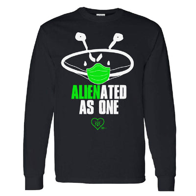 ALIEN FREAKWEAR Alienated As One Longsleeve