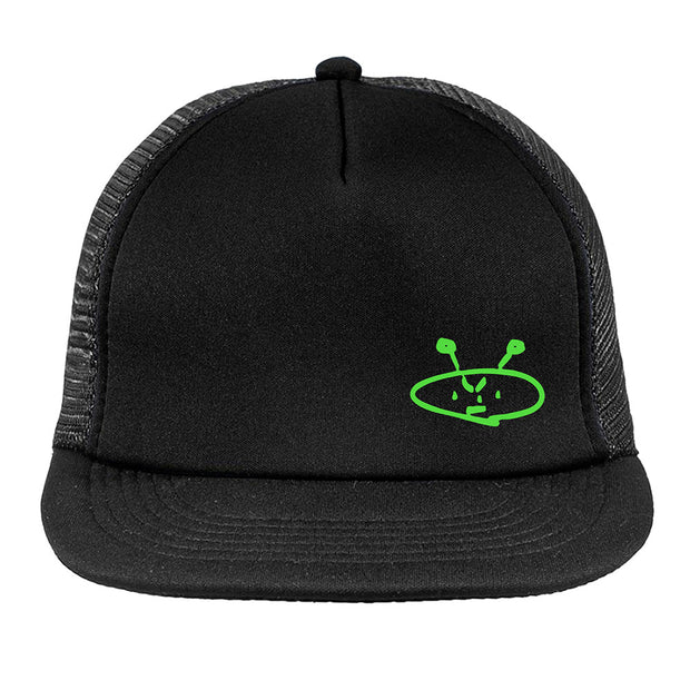 ALIEN FREAK WEAR Alien Logo Trucker Hat