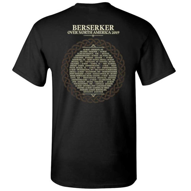 AMON AMARTH Berserker Tour 2019 T-Shirt
