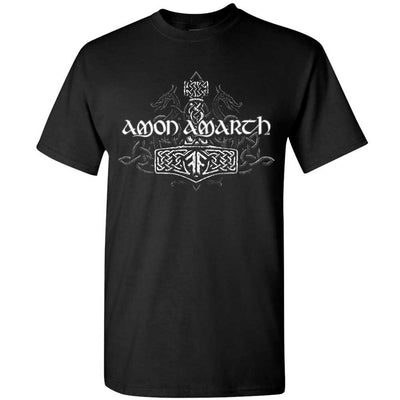 AMON AMARTH Hammered In Denver 2019 T-Shirt