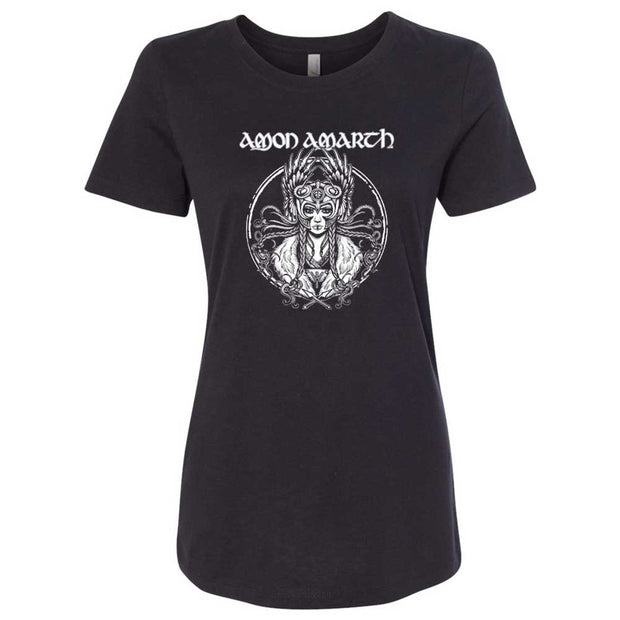 AMON AMARTH Valkyria Ladies T-Shirt