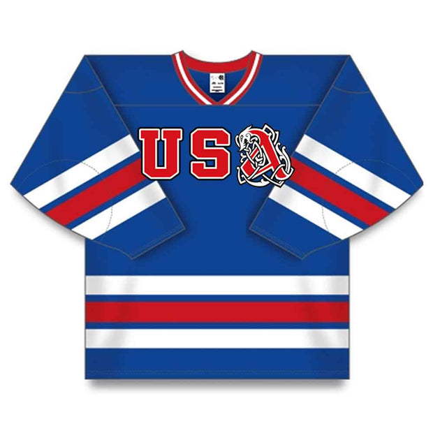 AMON AMARTH USA Hockey Jersey